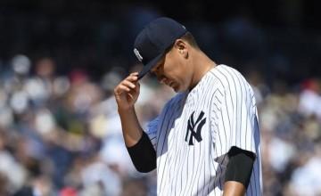 Yankees RHP Masahiro Tanaka