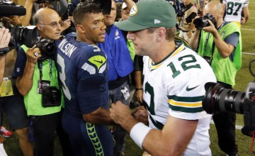 USP NFL: GREEN BAY PACKERS AT SEATTLE SEAHAWKS S FBN USA WA