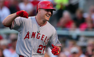 Mike Trout, All-Star Game