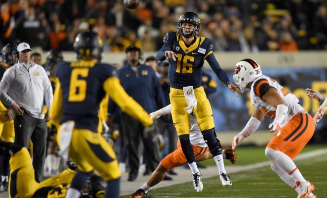 Jared Goff NFL Draft