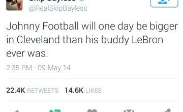 Skip Bayless